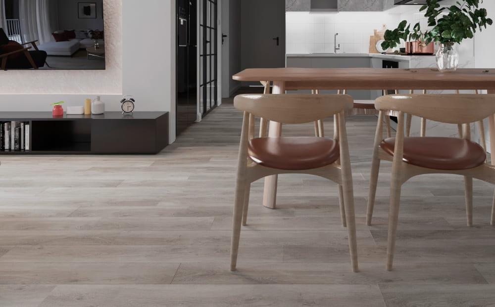 Фото SPC Ламината Stone Floor Дуб Шведский арт. 002-10 НР